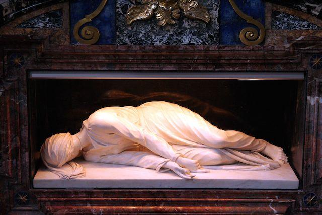 Santa Cecilia in Trastevere 006 - Как не потеряться в Трастевере?