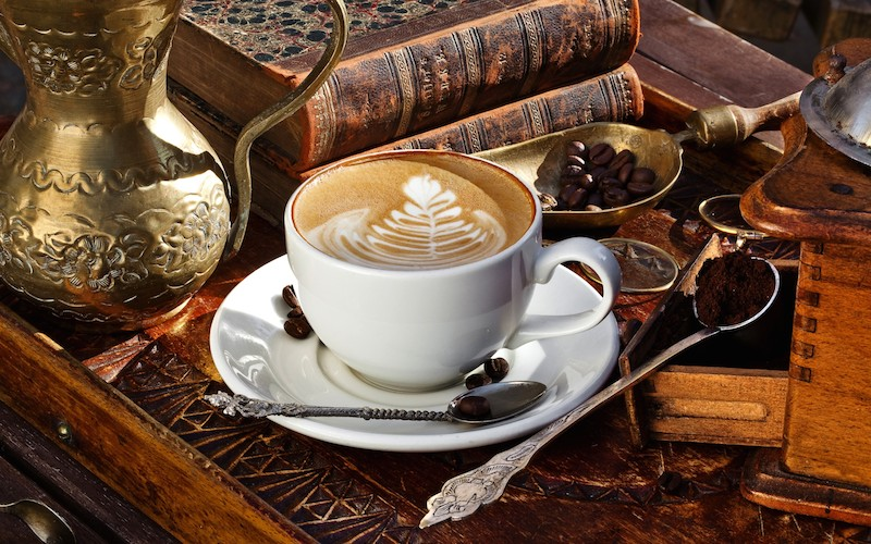 cappuccino - Просыпаемся!