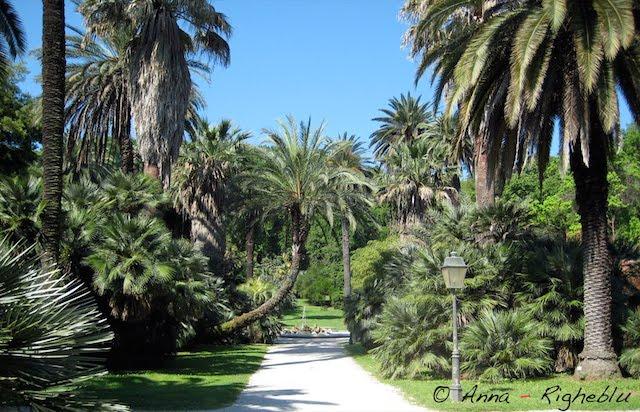 orto botanico - Как не потеряться в Трастевере?