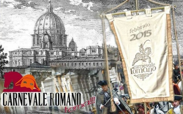 Carnevale Romano 2015 744x445 - Карнавал - не только в Венеции!
