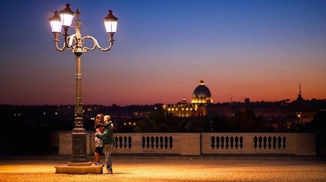 Нескончаемый Валентин – 10 мест для влюбленных в Риме