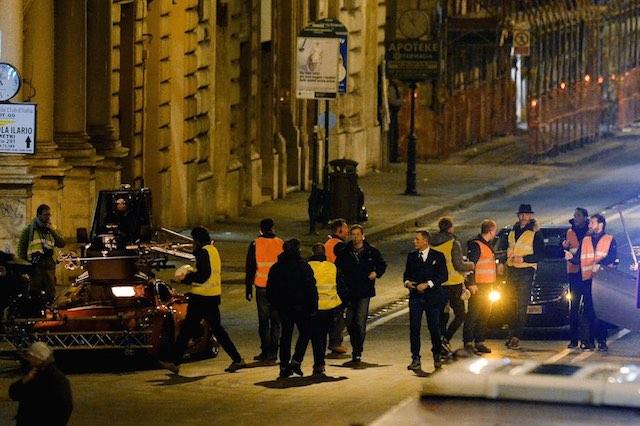 007 a Roma - Рим в Спектре Бонда