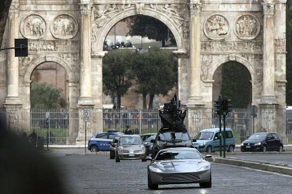 james bond roma 3 - Рим в Спектре Бонда