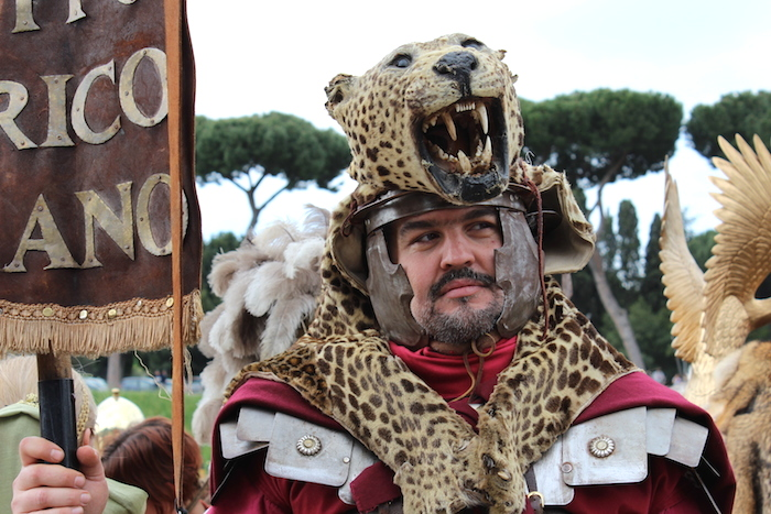День в древнем Риме