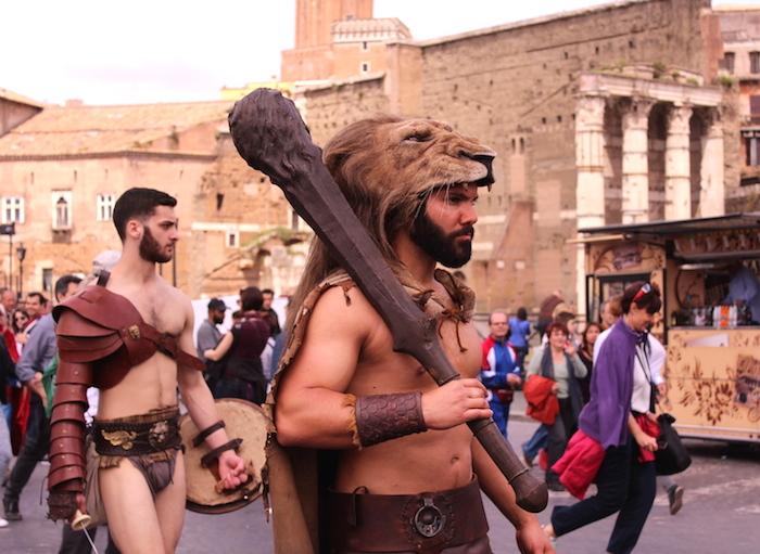Copia di IMG 6497 - День в древнем Риме