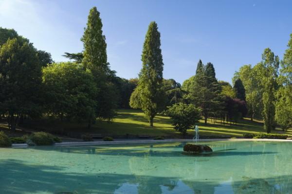 343 parque de villa borghese 600x400 - Галерея Боргезе