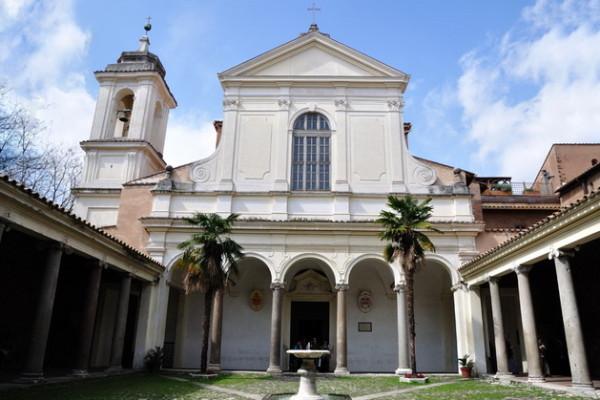 Basilica di San Clemente 600x400 - Подземелья и секреты холма Целий