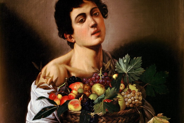 Boy with a Basket of Fruit Caravaggio 1593 600x400 - Галерея Боргезе