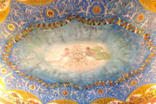 IMG 1775 600x400 - Любимое место в Риме: Вилла Торлония