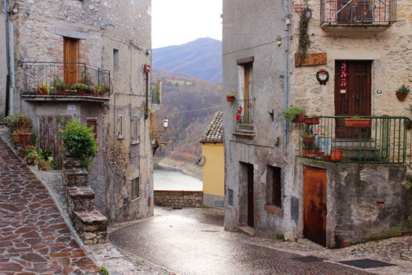 IMG 2198 600x400 - Красота скрытой Италии – средневековые городки (borghi)