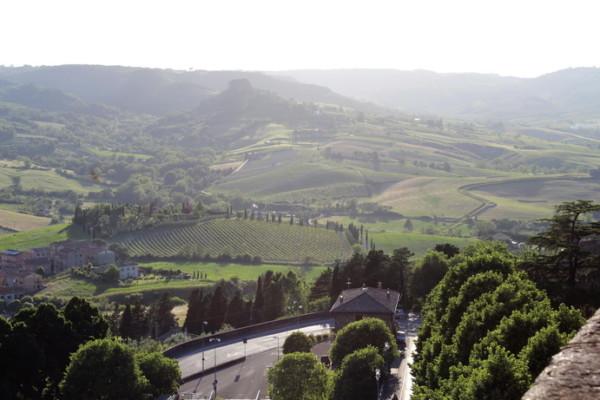 IMG 3692 600x400 - Красота скрытой Италии – средневековые городки (borghi)