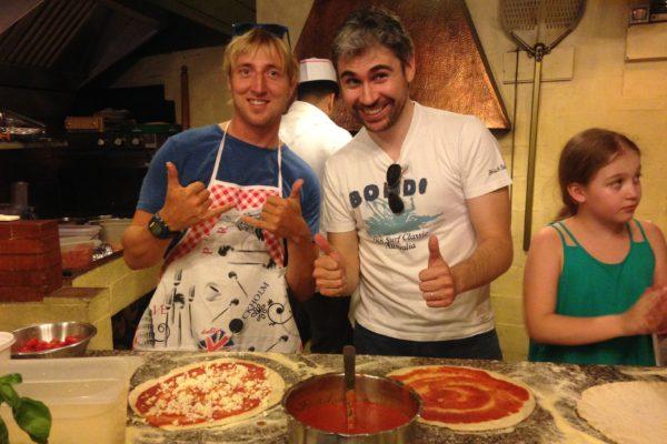 IMG 4017 600x400 - Be Italian! Готовим вместе итальянскую пиццу