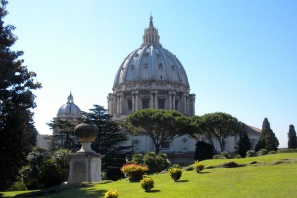 fotoga 3722x480 600x400 - Сады Ватикана
