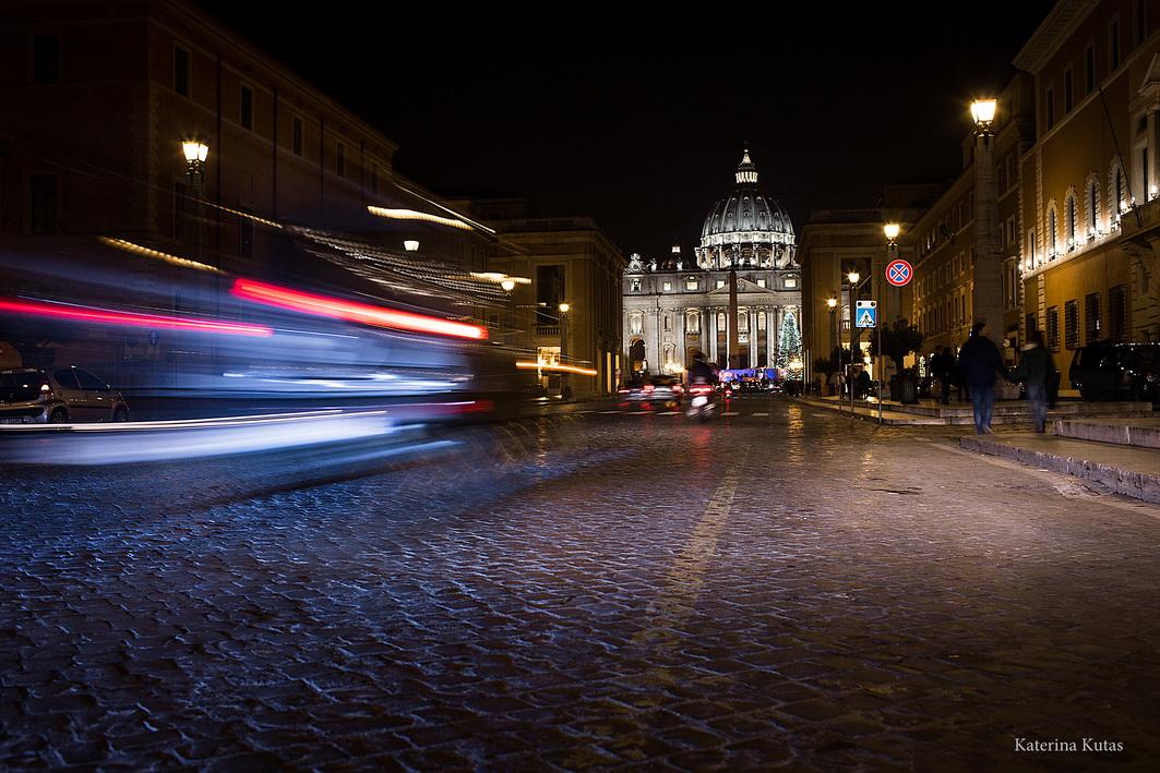 nocvat - Ватикан под звёздами