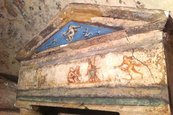 pomponio1 600x400 - Неожиданное сокровище - мавзолей Помпония Хила