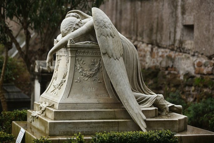tacho1 - Легенды исторического кладбища Тестаччо