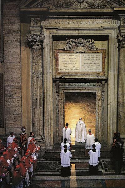 Giubileo della Redenzione   Apertura della Porta Santa - Юбилей 2016: Все, что необходимо знать!