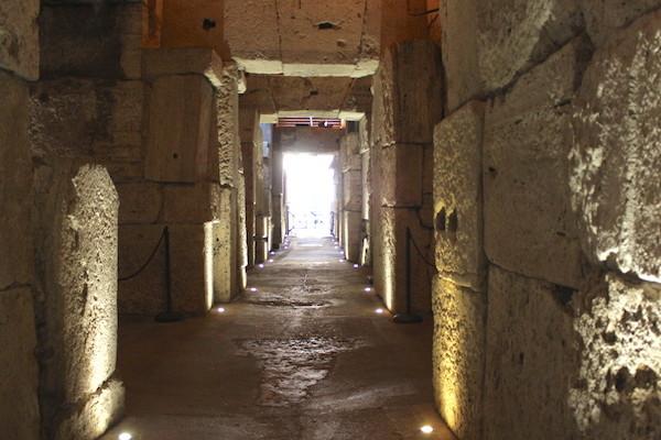 IMG 9670 600x400 - Подземелья и вершины Колизея