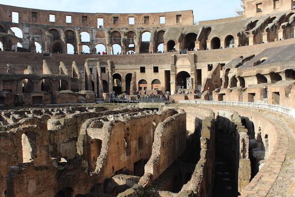 IMG 9693 600x400 - Подземелья и вершины Колизея