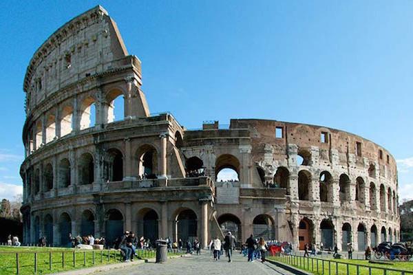 colosseo 600x400 - Подземелья и вершины Колизея