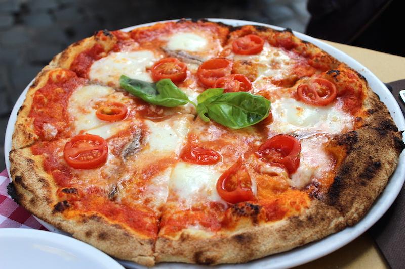 IMG 3284 - Королева пиццы или пицца для королевы