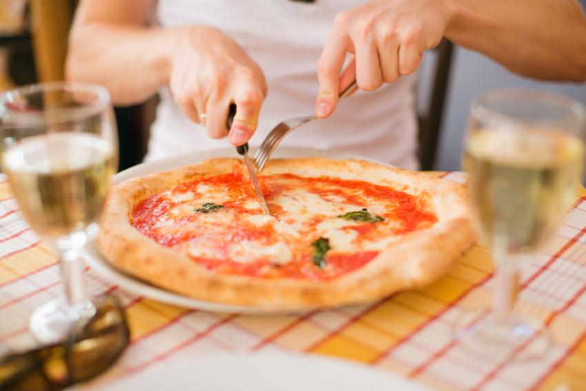 Королева пиццы или пицца для королевы
