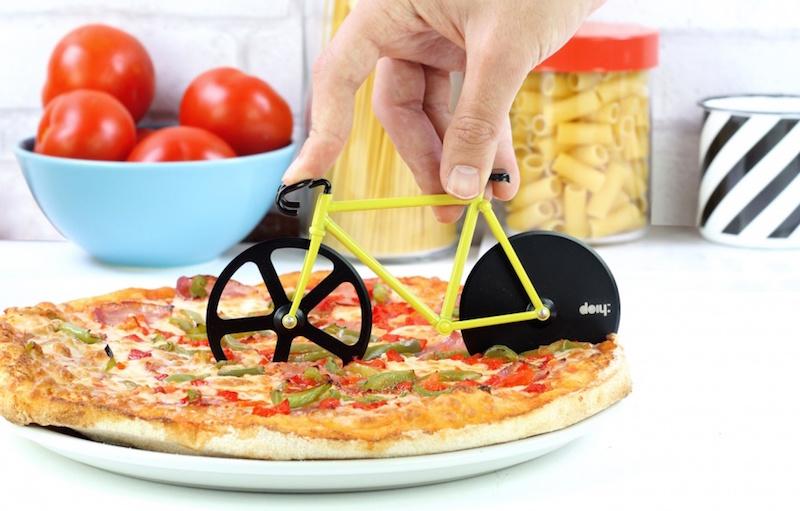 fixie pizza cutter - Королева пиццы или пицца для королевы
