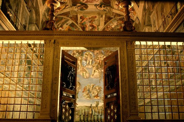 Musei Vaticani 3D 2 600x400 - Ватикан под звездами