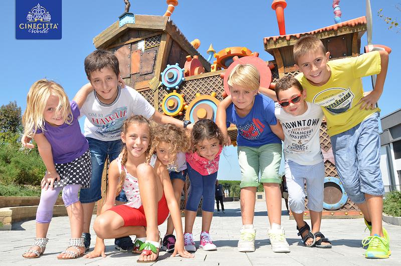 Ingresso Sognolabio - Рим всей семьей: куда пойти с ребенком
