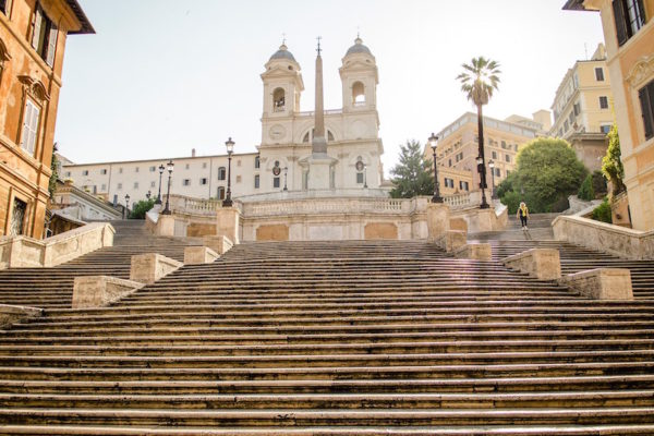 spanish steps rome cr getty 600x400 - Рим - любовь с первого взгляда