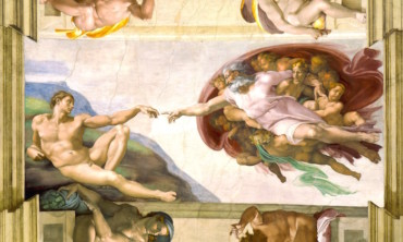 Michelangelo   Creation of Adam copia 370x222 - Музеи Ватикана