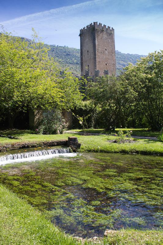 Copia di IMG 3236 - Сад Нимфы - сказка в окрестностях Рима