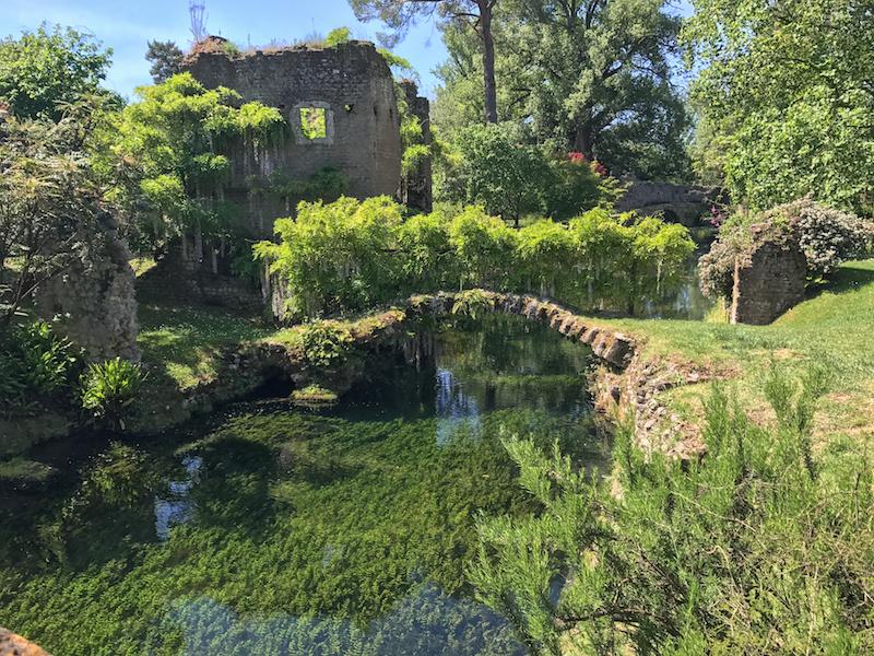 Copia di IMG 9371 - Сад Нимфы - сказка в окрестностях Рима