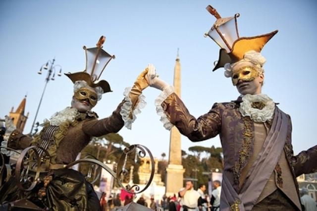 Карнавал — не только в Венеции!