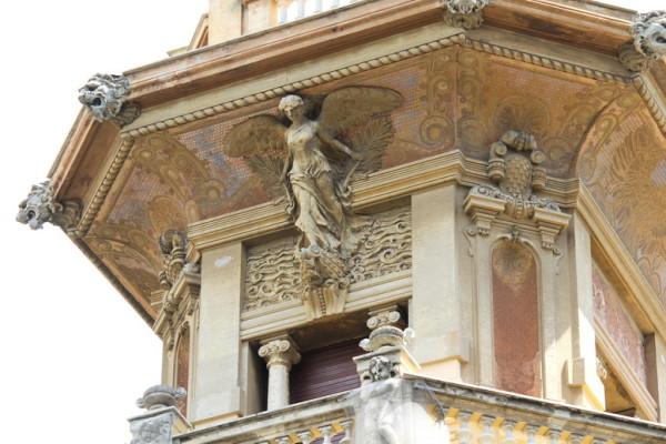 IMG 7561 600x400 - Модерн в Риме и квартал Коппеде