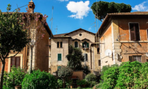 В гости к римлянам: район Гарбателла