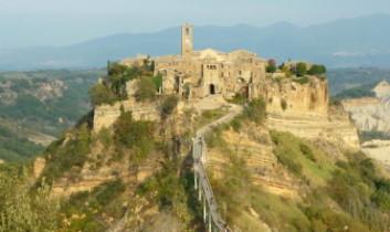 Красота скрытой Италии – средневековые городки (borghi)