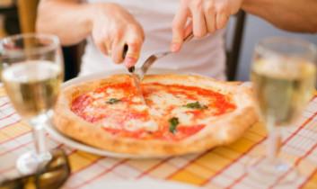 Be Italian! Готовим вместе итальянскую пиццу