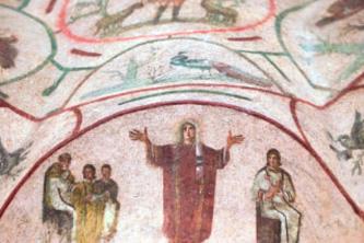 Untitled 14 - Римские катакомбы