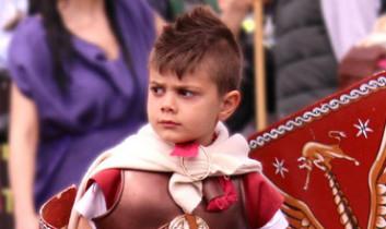 Школа юных гладиаторов