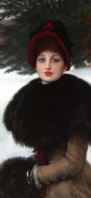 A_Winter's_Walk_(Promenade_dans_la_neige)_by_James-Jacques-Joseph_Tissot
