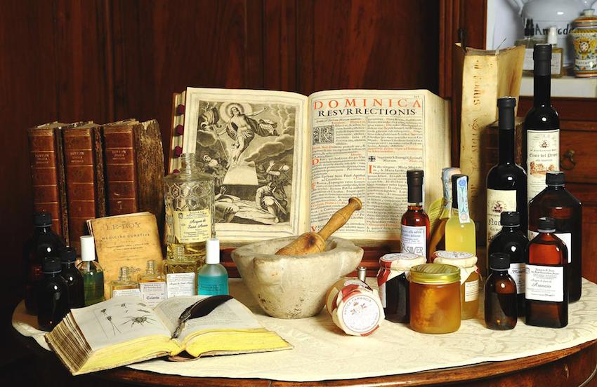 Рецепты из аптеки Папы Римского