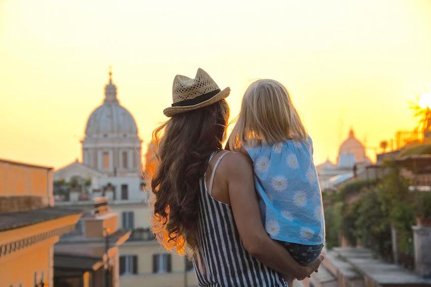 Рим всей семьей: куда пойти с ребенком