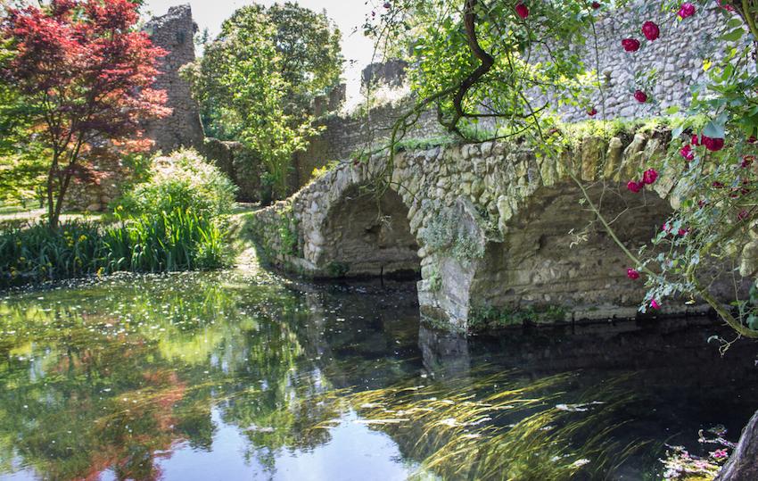 Сад Нимфы – сказка в окрестностях Рима